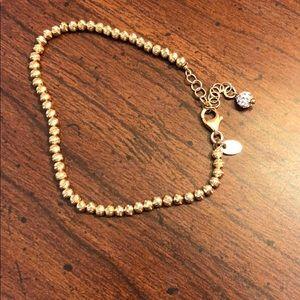 Jewelry - Gold plated clasp bracelet